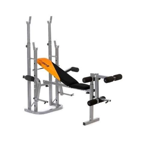 weight bench alternative v fit stb 09 4 folding weight training bench