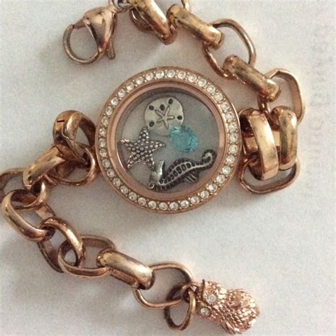 Gold Origami Owl - 68 origami owl jewelry origami owl gold locket