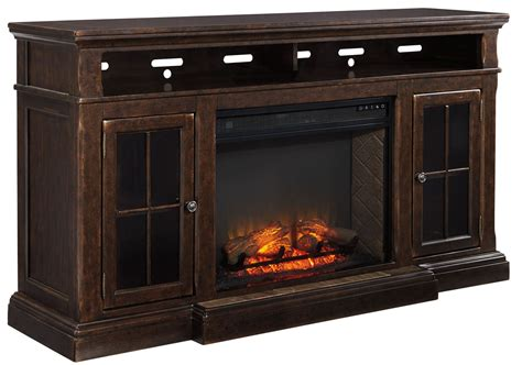 tv stands with fireplace insert roddinton large tv stand with fireplace insert w701