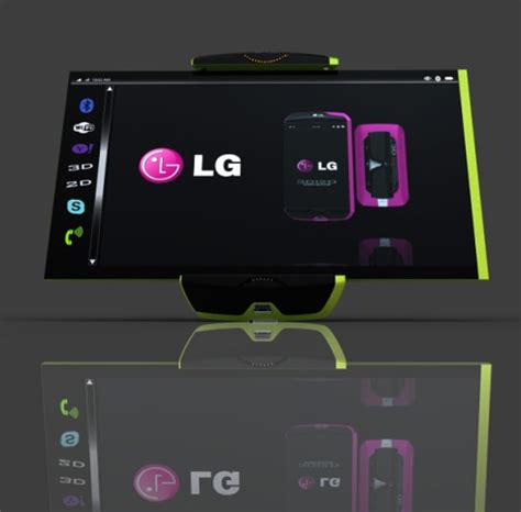 lg 3d mobile phone lg 3d mobile phone designed by petr kubik mobile