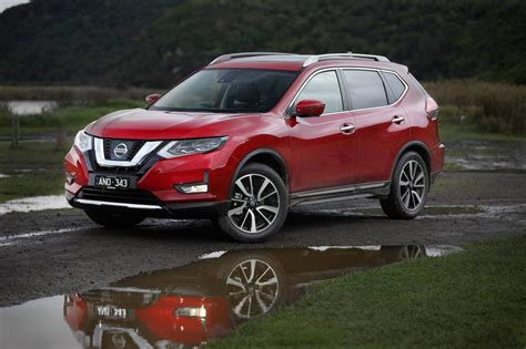 2017 Nissan X Trail On Sale In Australia From 27 990
