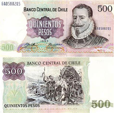 www ayuda de 500 pesos en abril 2016 los billetes y monedas chilenos que ya no producen tele 13
