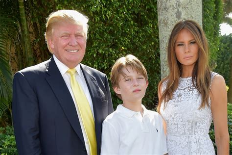 where does donald trump live in florida donald trump s son does in fact have a live in nanny