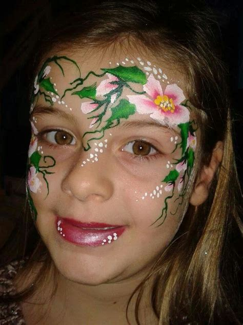 flower makeup painting 17 best images about flowers paint on