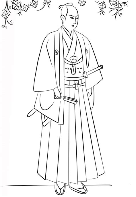 japan coloring pages    print