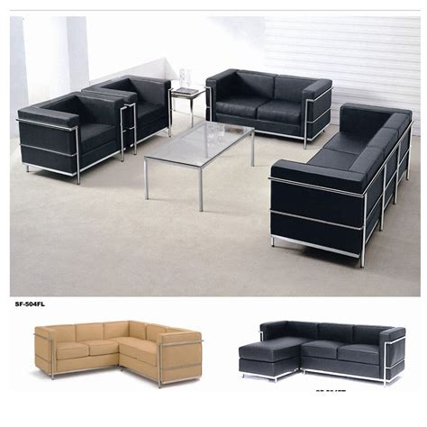 Leather Sofa For Office China Chaise Lounge Leather Sofa S8285 Photos Pictures Made In China