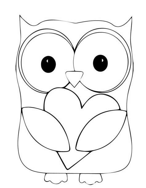 owl eyes coloring pages bastelvorlagen f 252 r herbst mit eule 17 ideen und anleitung