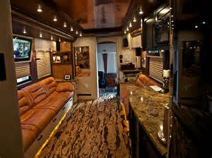 Country Homes And Interiors Subscription the inside of this country star s tour bus is a