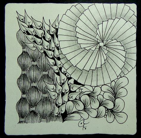 zentangle pattern knase 204 best zentangle images on pinterest zentangle
