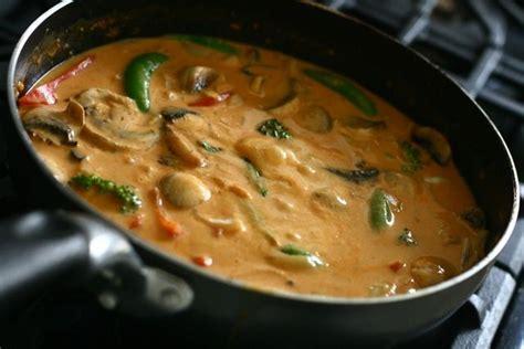 thai panang curry recipe vegetarian panang tofu curry recipes dishmaps