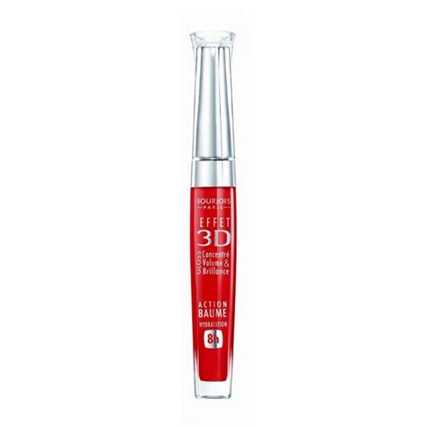 Lip Gloss Bourjois bourjois effect 3d lipgloss 54 electric