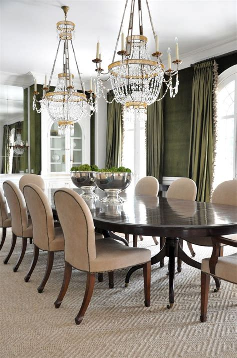 chandeliers dining room double chandeliers dining room pinterest