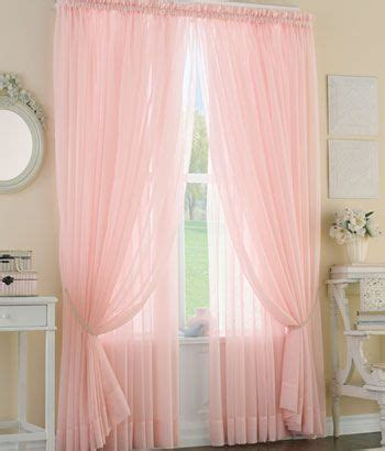 soft pink curtains sheer voile curtains in soft pink filters light through