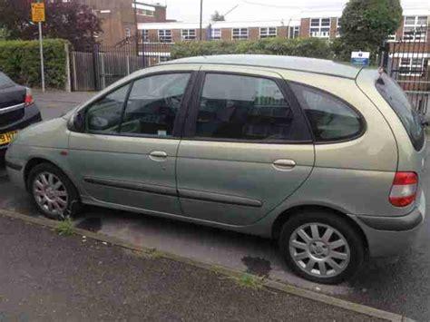 renault scenic 2002 automatic renault 2002 megane scenic fidji 16v automatic green car