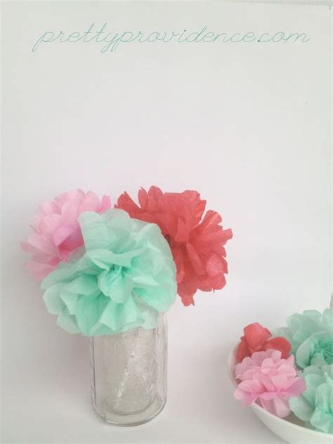 mini pom pom centerpiece she s crafty pom pom