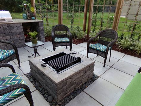 design ideas for your backyard pit santa