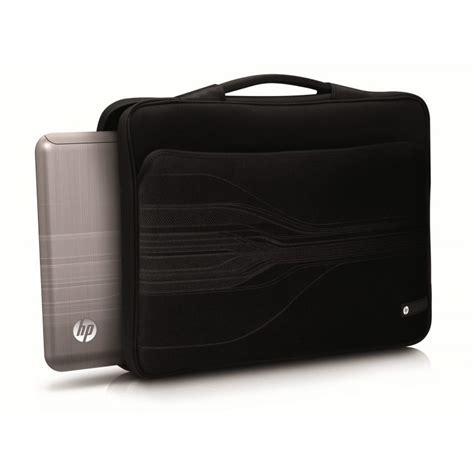 Sacoche pour portable HP 35.6 cm (14 pouces) Black Stream (WU676AA)   iris.ma Maroc