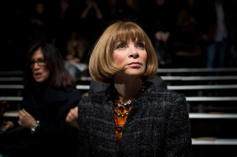 Anna Wintour named Conde Nast artistic director   Pursuitist