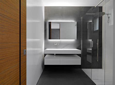 Bathroom Design Ideas 2013 by Modern Bathroom Glass Shower Minimalist Home In Lugano