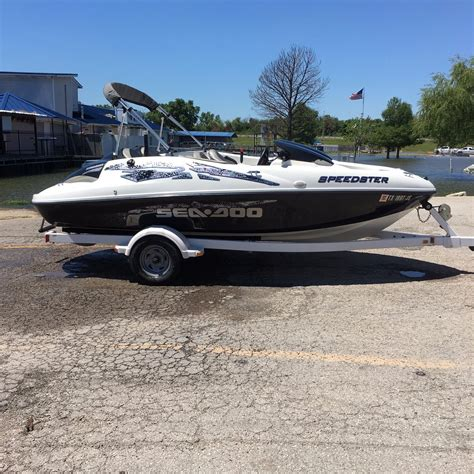 sea doo boats speedster sea doo speedster 2001 for sale for 10 500 boats from
