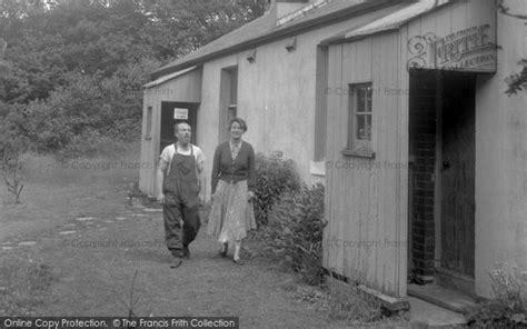 the pilgrim caterham caterham pilgrim fort the cottage 1955 francis frith