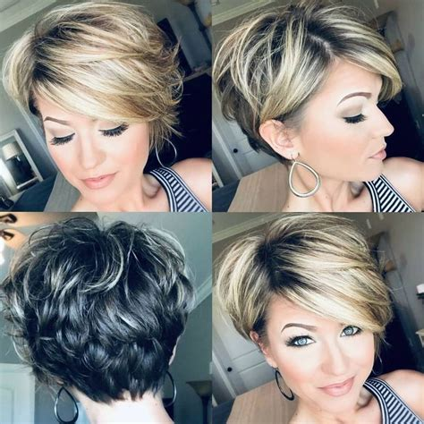 atkratkovlaskycz  instagram great short hairstyle