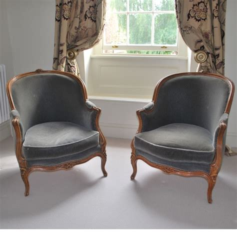 antique french armchair pair of french antique tub chairs 295205 sellingantiques co uk