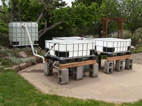 backyard aquaponics kit ibc tote aquaponics plumbing kit wish green thumb