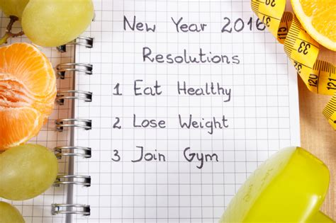 Weight Loss A New Year Resolution by How To Stick To Your New Year S Resolution To Lose Weight