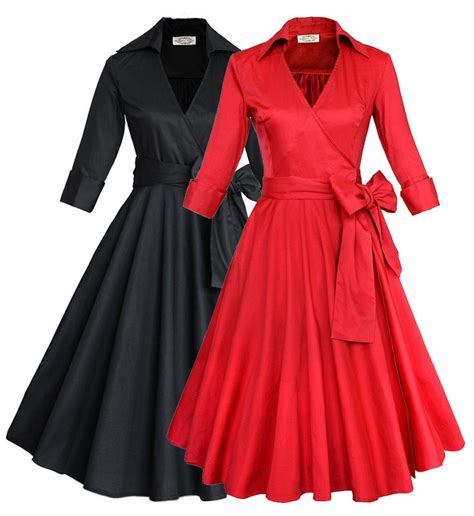 vintage clothing womens prom formal plus size retro vintage womens 1950s rockabilly formal