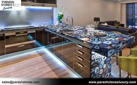 semi precious slab furniture wholesale price
