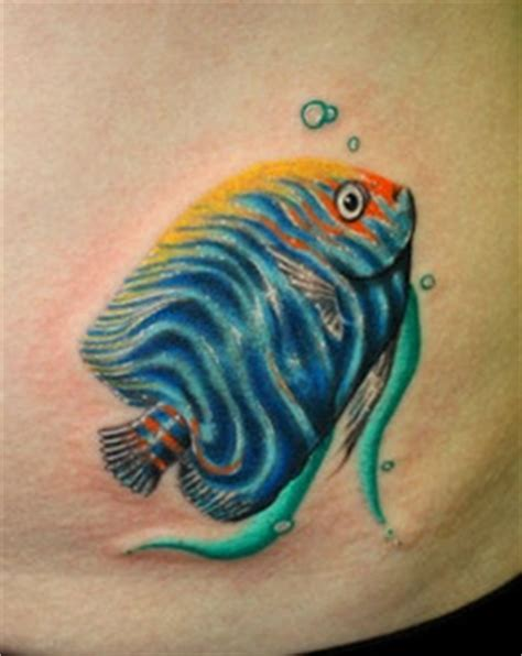 tropical fish tattoo designs 63 best sea tattoos images on