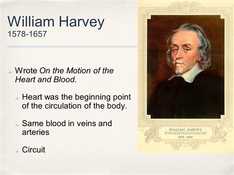 on the motion of the and blood in animals books isaac newton william harvey robert boyle ppt