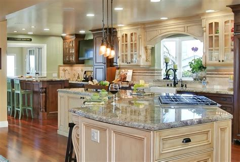 mediterranean kitchen decor tuscany style kitchen great room mediterranean kitchen