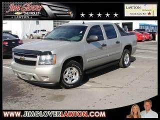 automobile air conditioning service 2007 chevrolet avalanche navigation system sell used 2007 chevrolet avalanche 2wd crew cab 130 quot ls power windows air conditioning in lawton