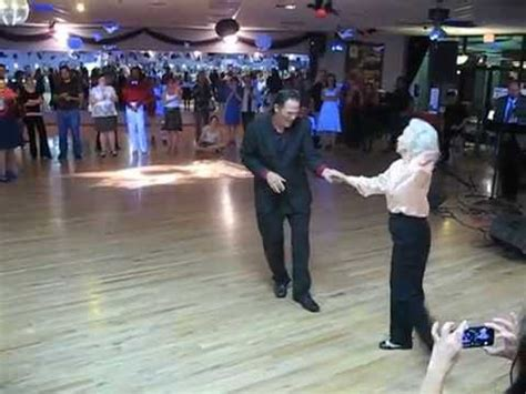 what year did swing dancing start 90 year old woman walks onto the dance floor but no one