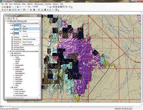 using get image and image with arcmap image services esri 100 arcmap 10 extracting a defined selection within a