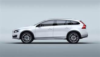 new car volvo volvo cars reveals new v60 cross country volvo car