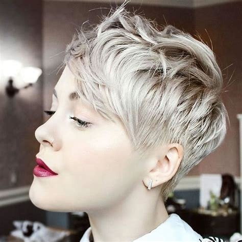 haircuts for with faces trend trend haircuts for 20182019 best pixie hair ideas