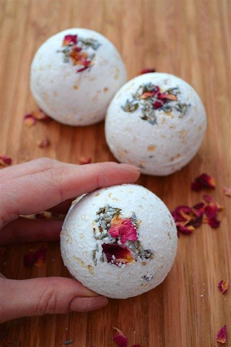 homemade rose food 10 bath bomb recipes that are easy to diy oatmeal bath