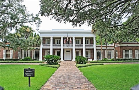 www house gov florida governor s mansion tallahassee tripomatic