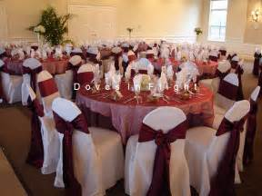 Satin Chair Covers Chair Covers Of Lansing Doves In Flight Decorating