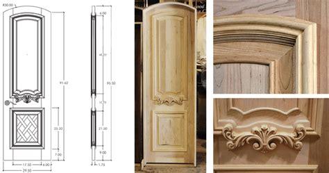 Handmade Doors - custom door custom wood door entrance