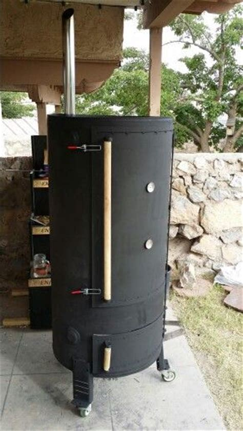 pit water heater 130 best images about bbq smokers on offset