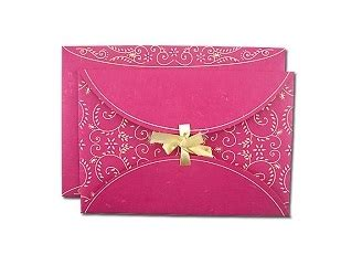 Handmade Indian Wedding Cards - handmade wedding cards made indian wedding cards