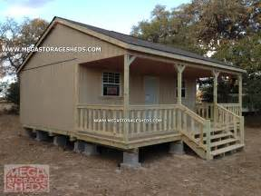 Mother In Law Cottage Kit Mega Storage Sheds Ranch Cabins