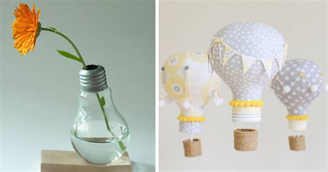 Easy Diy Projects For Home Decor by 19 Awesome Diy Ideas For Recycling Old Light Bulbs
