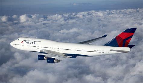 Delta Secrets   Delta 747 Domestic Flight Repositioning Route   Points Miles & Martinis