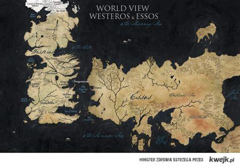 Motorradhandschuhe Größe 8 by Mapa świata Z Gry O Tron Kwejk Pl Najlepszy Zbi 243 R
