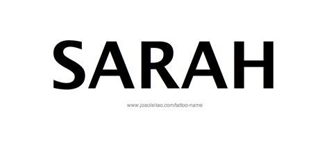 tattoo name sarah sarah name tattoo designs